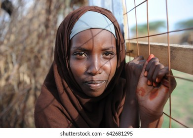 6 November 2011. Dadaab, Kenya. Dadaab is a semi-arid town in Garissa County, Kenya.