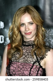 6 October 2004 - Hollywood, California - Jaime Ray Newman. The world premiere of 'Friday Night Lights' at Grauman's Chinese Theater in Hollywood.