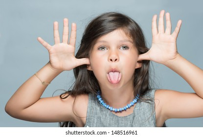 Kid Sticking Out Tongue Images, Stock Photos & Vectors | Shutterstock