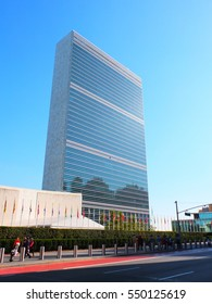 6th October 2016, United Nations Building, New York, USA
