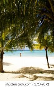 7 mile beach, Jamaica, Negril