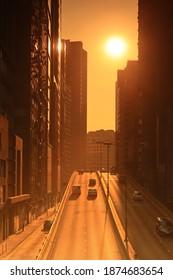 7 Nov 2020 the city henge, Wong Chuk Hang Road, hk
