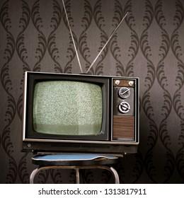 70s disorder Vintage Television
