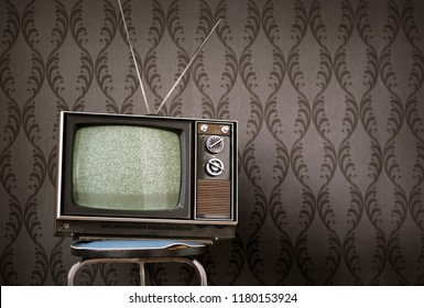 70s Vintage Television