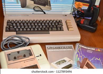 Immagini, foto stock e grafica vettoriale a tema Commodore