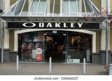 7th October 2019,Queenstown,New Zealand.Oakley store in Queenstown,New Zealand.