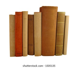 8 books in a row