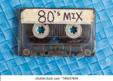 The 80's A 1980's Mixed Tape