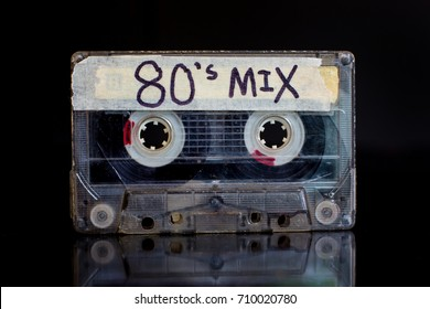 80's Mixed Tape. Eighties music.
