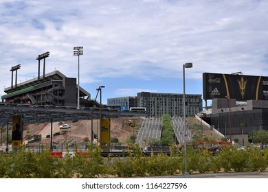 8/25/18 Tempe ASU Sun Devil Stadium sports home of Arizona State football