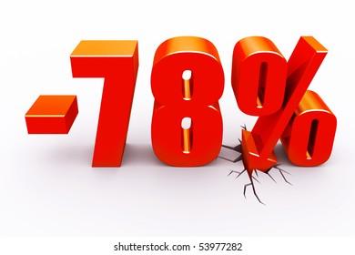 88 percent discount