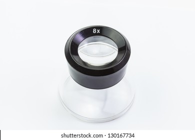 8X photographic loupe