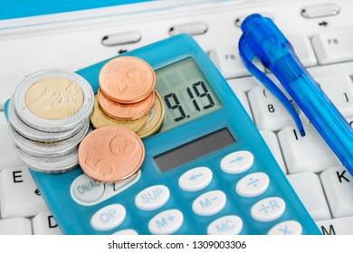 9,19 Euro German Minimum Wages
