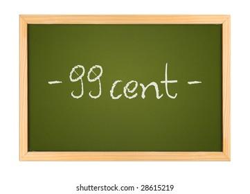 99 cent