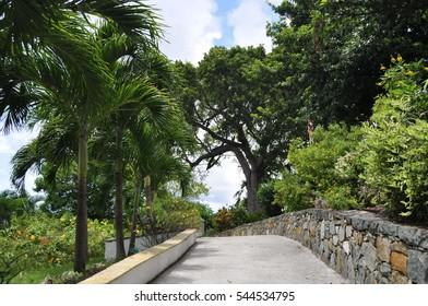99 Steps in Charlotte Amalie, St. Thomas, US Virgin Islands