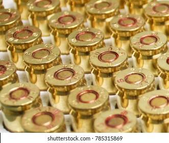 9mm pistol ammo