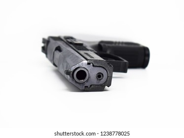 9mm short pistol