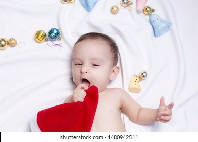 Nakte baby