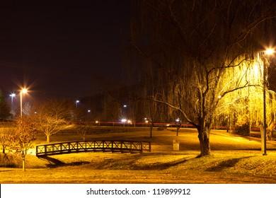 A. K. Bissell Park, Oak Ridge Tennessee