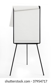 A1 Flipchart, blank