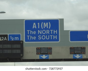 A1 North South