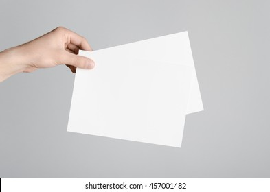flyer on hand images stock photos vectors shutterstock