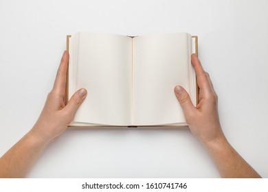 Book Mockup Hand Images Stock Photos Vectors Shutterstock