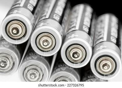 AAA batteries from reflective surfaces.