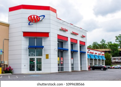 AAA Repair shop Rockville Maryland May 27 2018