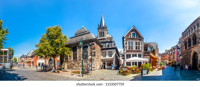 Aachen, Cathedral, Germany