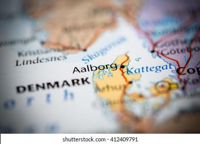 Aalborg. Denmark
