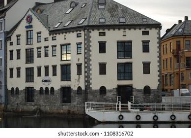 Aalesund in Norway
