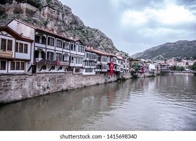 aamasya,amasya/turkey- 25 may 2019: amasya city
