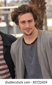 """Aaron Johnson at the photocall for his new movie """"Chatroom"""" at the 63rd Festival de Cannes. May 14, 2010  Cannes, France Picture: Paul Smith / Featureflash"""