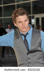 """Aaron Perilo at the Los Angeles premiere of the fourth season of HBO's """"True Blood"""" at the Cinerama Dome, Hollywood. June 21, 2011  Los Angeles, CA Picture: Paul Smith / Featureflash"""