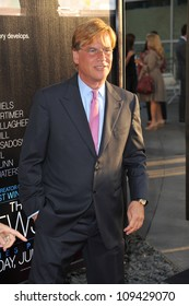 """Aaron Sorkin at the Los Angeles premiere for HBO's new series """"The Newsroom"""" at the Cinerama Dome, Hollywood. June 21, 2012  Los Angeles, CA Picture: Paul Smith / Featureflash"""