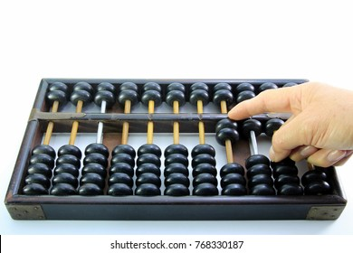 Abacus Calculator of ancient China