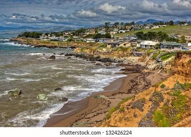 Abalone Cove, Cambria, California