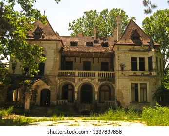 abandon ghosts house