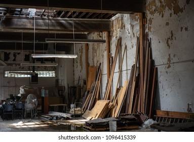 Abandoned Building Grunge