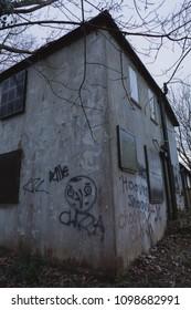 Abandoned building - Horsham