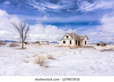 abandoned colorado homestead
