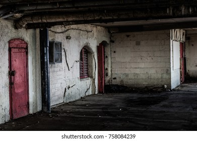 Abandoned and Falling Apart