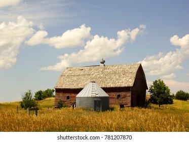 Abandoned Farm in Nebraska