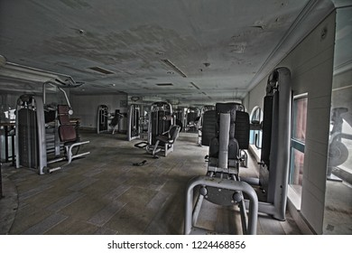Abandoned Fitness Equipment