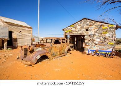 Historic Mining Towns Australia Images, Stock Photos