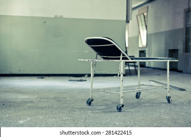 Abandoned Hospital, Urbax