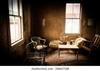 Abandoned House in Bodie
