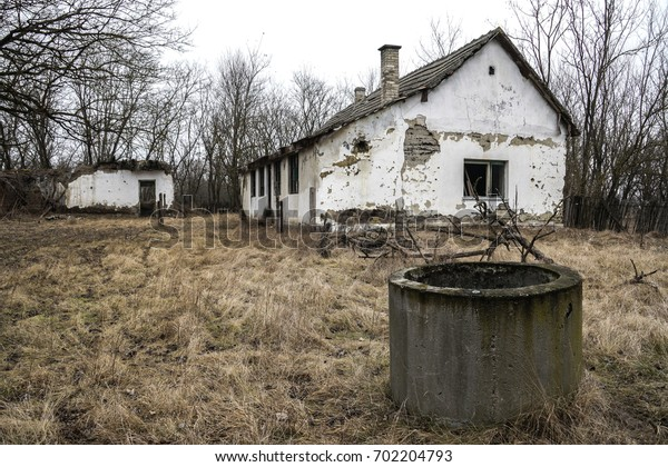 Abandoned house - Home Improvement Needed