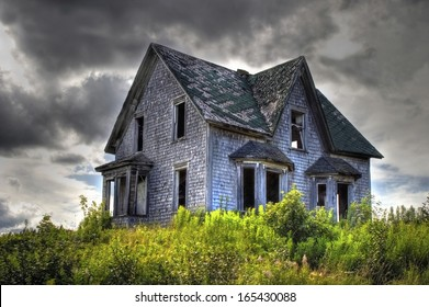 Abandoned House, New Brunswick